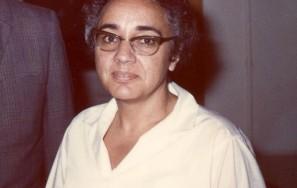 Fallecimiento de la Profesora María J.  Wonenburger Planells