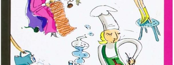 Científicas. Cocinan, limpian y ganan el premio Nobel (y nadie se entera)